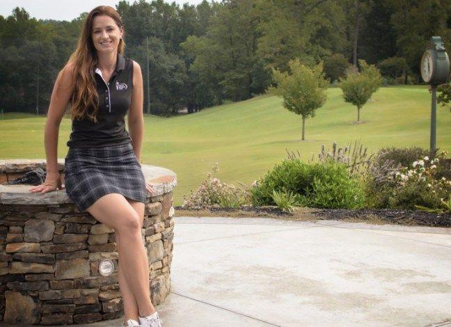 Professional Golf Tour Life – Brandi Jackson