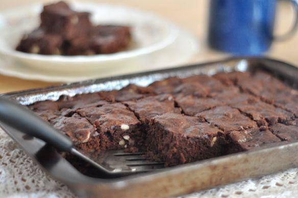 Chocolate Banana brownies! Making these ASAP!
