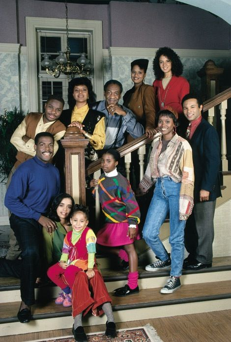 Full cast of The Cosby Show