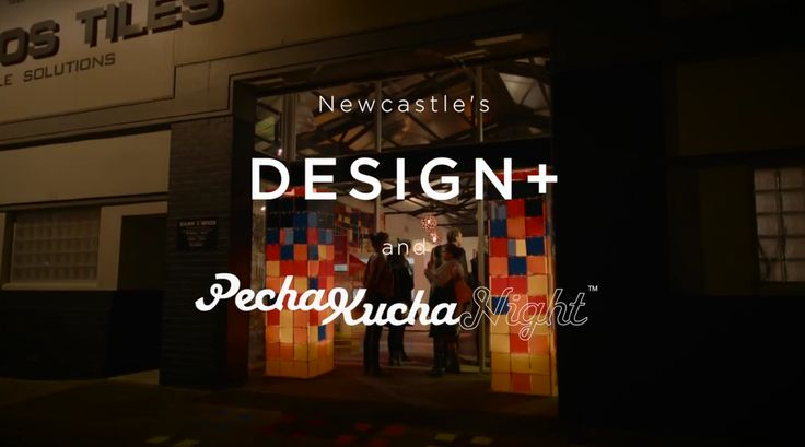 Our newcastle showroom hosted this year's Design + & Pecha Kucha Evening! Check out the Design+ Facebook page here - https://www.facebook.com/DesignPlusNewcastle
