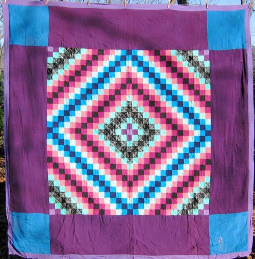 89 best Amish quilts images on Pinterest | Fabrics, Quilt patterns ... : sunshine and shadows quilt pattern - Adamdwight.com