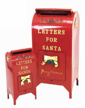 Letters For Santa Mail Box | Mall Displays & Lifestyle Centers | Mosca Design