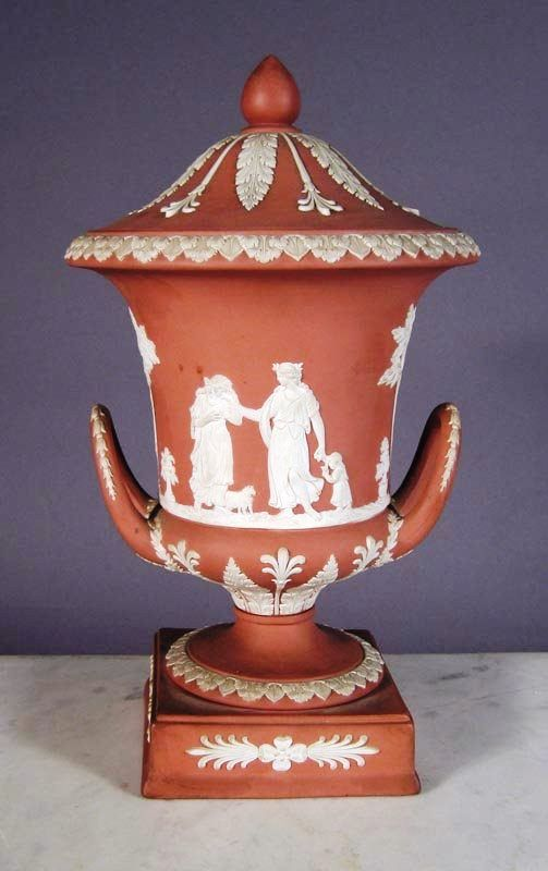 Antique Wedgwood Pottery & Porcelain History & Marks