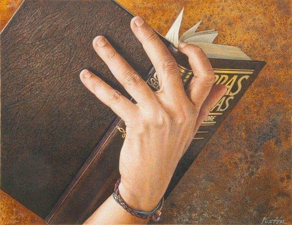 Manolo Fuster: Lectura