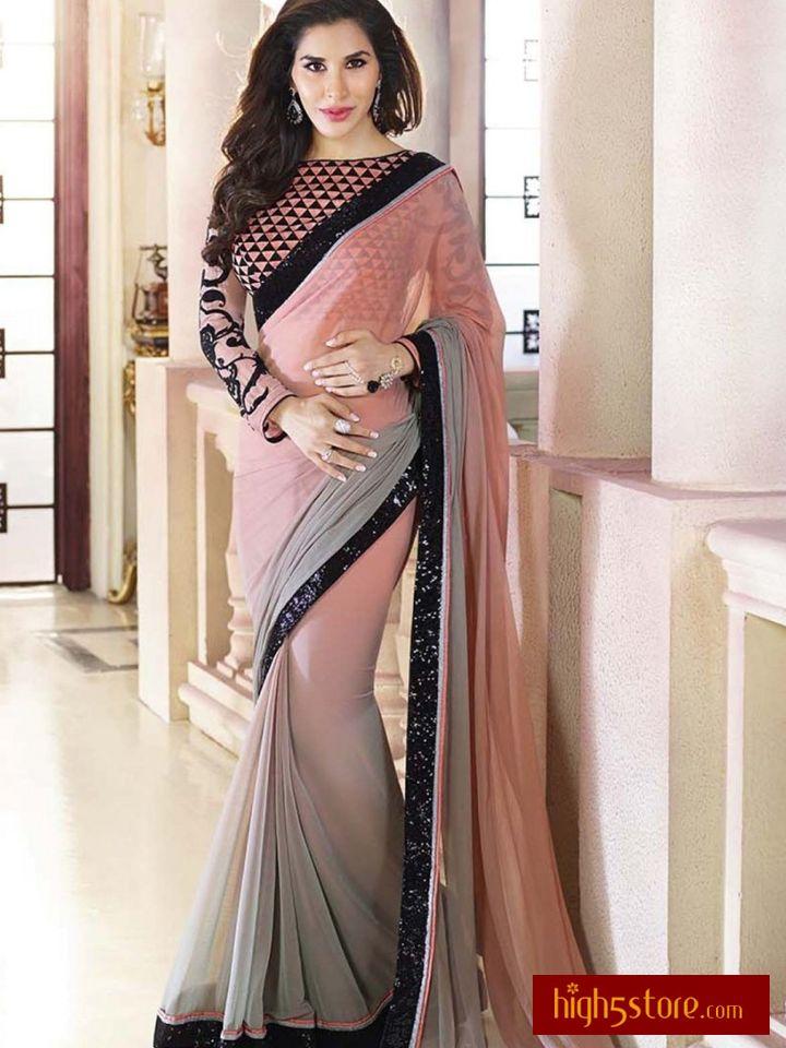 http://www.high5store.com/designer-sarees/234430-sophie-peach-ash-grey-60-gram-georgette-designer-saree.html