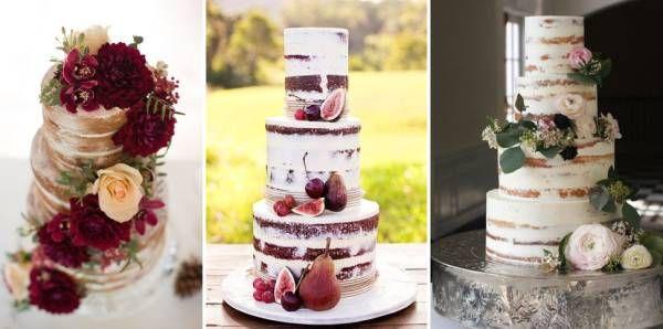 idee per la torta nuziale tema country