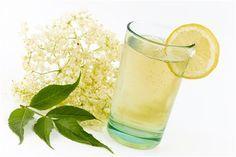 Bezinková limonáda Budete potřebovat: 6 - 8 velkých květů černého bezu, 1 - 2 citróny (na plátky), 50 dkg cukru, 4 litry vody  Vodu svařte s cukrem, nechte vychladnout a přelijte do velké zavařovací sklenice. Přidejte bezové květy, kolečka citronu a sklenici zakryjte plátýnkem, přes které přetáhněte gumičku.  Limonádu nechte týden stát v teple. Pozor, neměla by být na přímém slunci! Občas promíchejte. Po týdnu limonádu přeceďte, stočte do lahví a dejte vychladit. Limonádu podávejte s ledem.