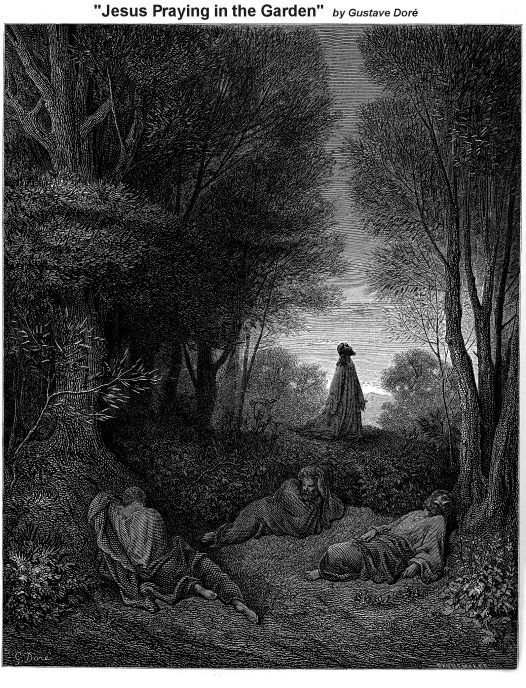 17 Best Images About Gethsemane On Pinterest Gardens Gustave Dore And Christ