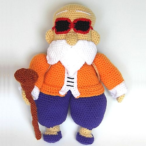 Amigurumi Master Ball : 37 best images about Dragon Ball on Pinterest Free ...