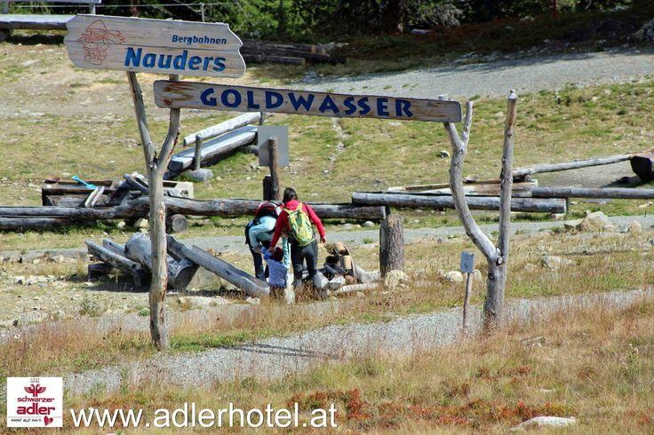 Goldwasser Spieleparadies...