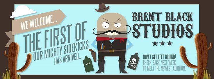 Sidekick - BrentBlack Studios