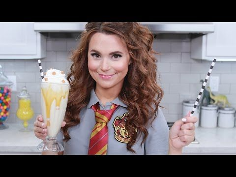 Click here to learn how to make yummy Butterbeer milkshakes from Harry Potter! Serve these up at you child's Harry Potter theme birthday party!