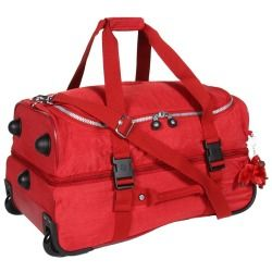 Cheap Kipling - Teagan Small Wheeled Duffle (Claret Red) - Bags and Luggage price - Zappos is proud to offer the Kipling - Teagan Small Wheeled Duffle (Claret Red) - Bags and Luggage: The Teagan Small Wheeled Duffle is the smart and fashionable way to pack for a quick getaway.