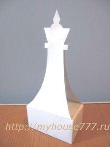 шахматная фигура Король