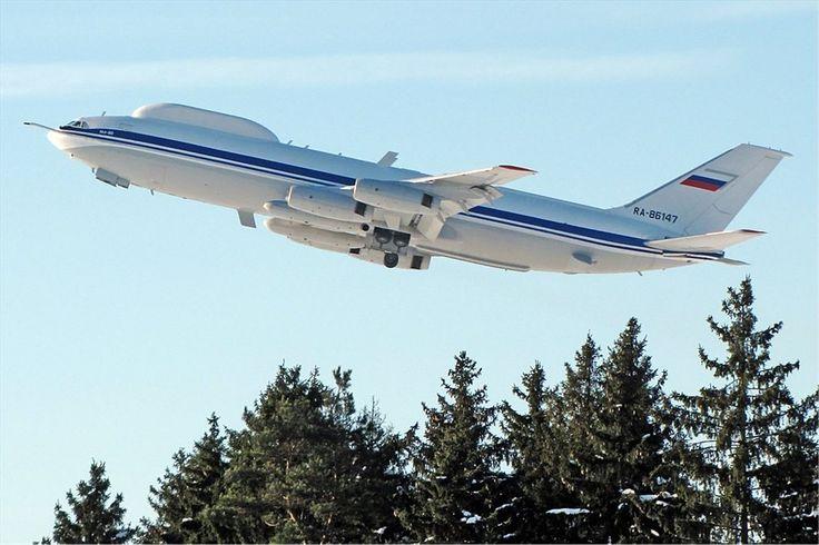 Ил-80 изделие Ил-86 ВзПУ «Самолет судного дня»
