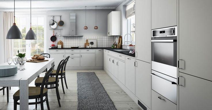 Kust design vit tradition från Sentens | Electrolux Home - Electrolux Home