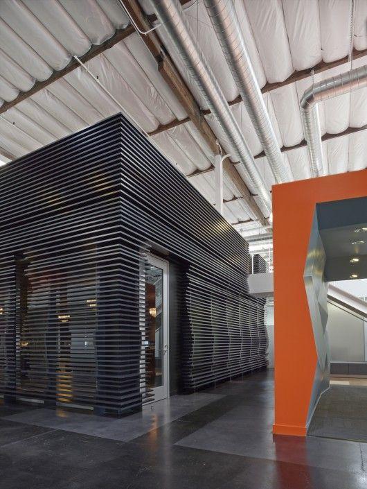 Fox Head / Clive Wilkinson Architects. Office Interior DesignDesign ...