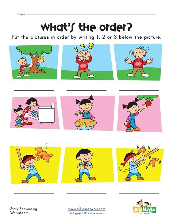 Story Sequence Worksheet Story Sequencing Worksheets Story Sequencing Sequencing Worksheets Sequencing events worksheet grade 2