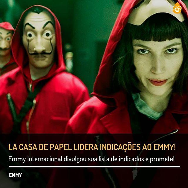 O Drama Espanhol E O Favorito Para Ganhar O Emmy De Melhor Serie