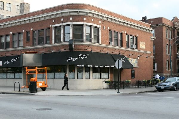 Capri Pizza, Chicago, IL in Hyde Park