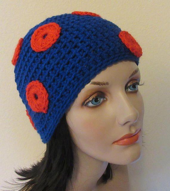 Phish Hat Crocheted Phish Beanie Gender Neutral Hat Fishman