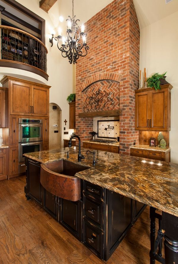 Copper Sink Design Ideas For Modern Or Rustic Kitchen Interiors