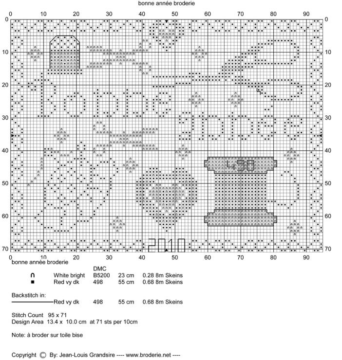 Gallery.ru / Фото #3 - 108 Cross Stitching - joobee
