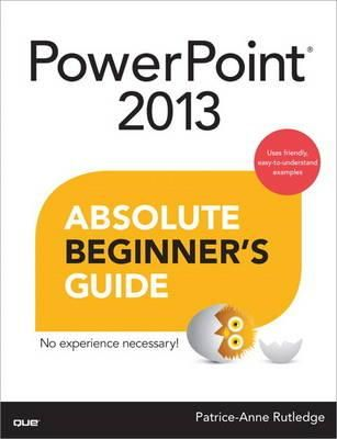 PowerPoint 2013 Absolute Beginner's Guide. This book is the fastest way to learn PowerPoint and use it to create dynamic, eye-catching presentations that you can deliver in person or on the Web. Even if you've never used PowerPoint before, you'll learn how to do what you want, one incredibly clear and easy step at a time. Available at Campbelltown college library. #PowerPoint13 #MicrosoftOffice #Microsoft #PowerPoint