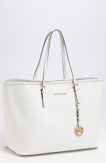 "MICHAEL Michael Kors 'Medium Travel' Tote | Nordstrom  15""W x 12""H x 7""D."