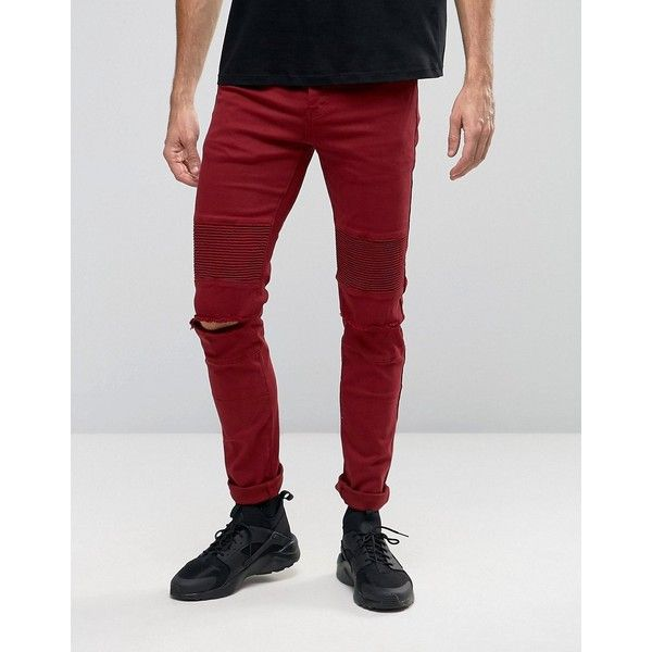 17 best ideas about Red Jeans Men on Pinterest | Shirts & tops ...