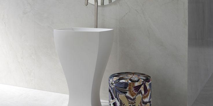 MUSE Tiles, bathroom modern ceramic full body porcelain tile [AM MUSE 5]