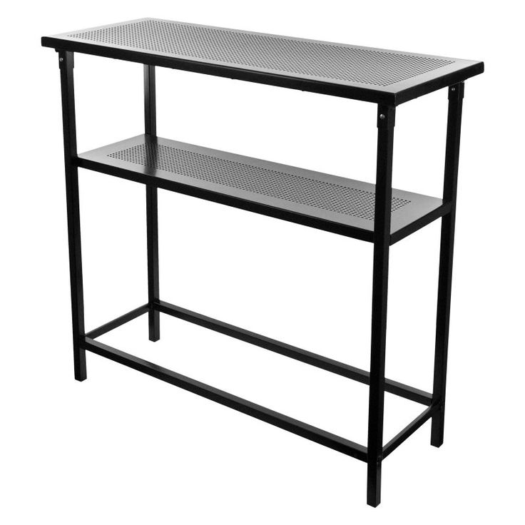Trademark Deluxe Metal Portable Bar Table with Carrying Case - 99-5310