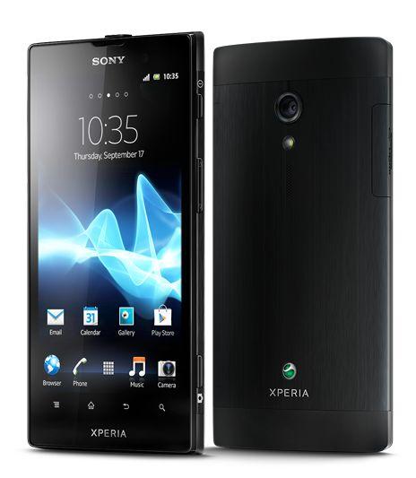 Xperia ion LT28i, primer smartphone LTE de Sony Mobile en México