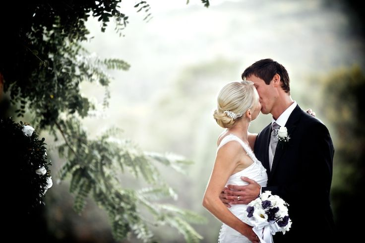 Wedding Ceremony, Ben and Kate Anderson. Wise Winery, Eagle Bay ...