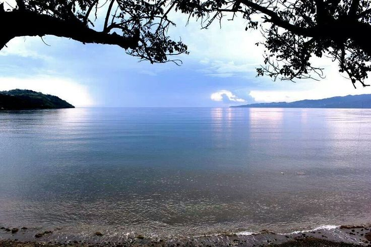 Pantai Amahusu . Ambon , indonesia - photo Chyntia R
