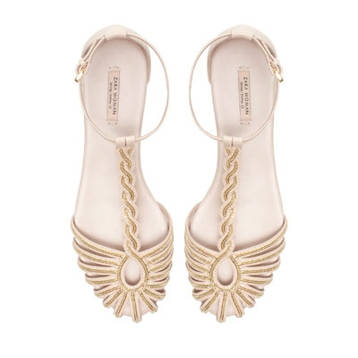 These are so cute to wear with summer dresses! Would look great with Maxi dresses as well.