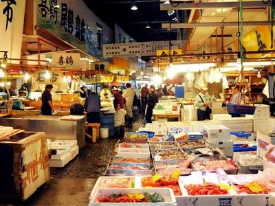 Tsukiji Market, Tokyo, best sushi ever!