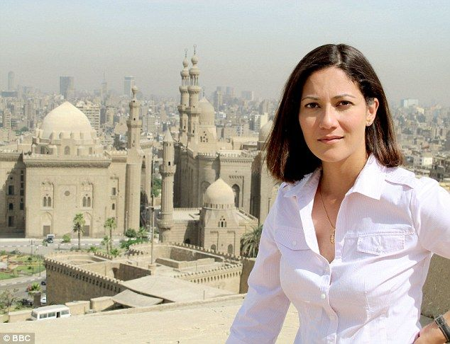 Newsreader Mishal Husain mother-of-three who currently fronts BBC1's Weekend News and a daily news programme on BBC World News, has presented on BBC Breakfast, BBC News at Six and BBC News at Ten.