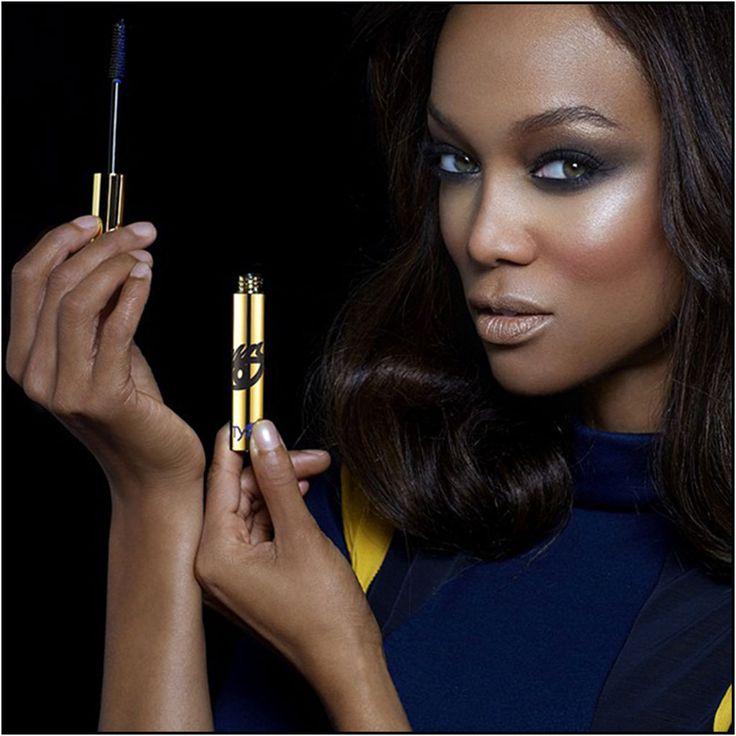 Tyra Banks Launches Makeup Line