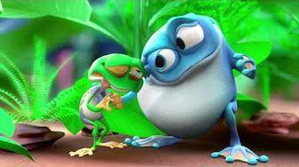 (2) Необычные лягушки и жабы.Unusual frogs and toads. - YouTube