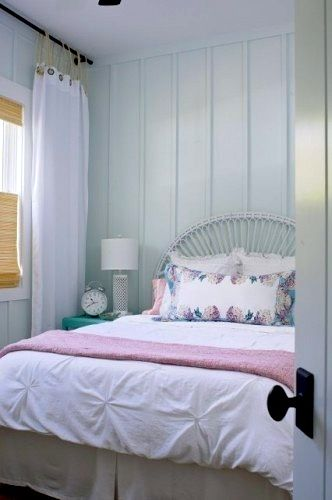 rope attached curtains--