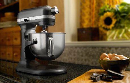 KitchenAid KP26M1X 6-Qt Professional 600 Series Stand Mixer Review   MIXER REVIEWS