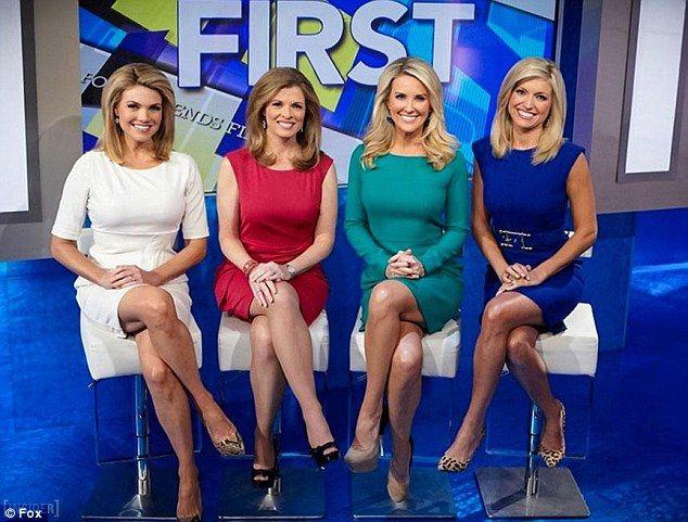 Fox 4 sports anchors