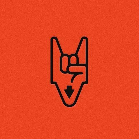 \m/ logo