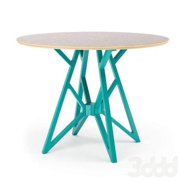 Обеденный стол WEB