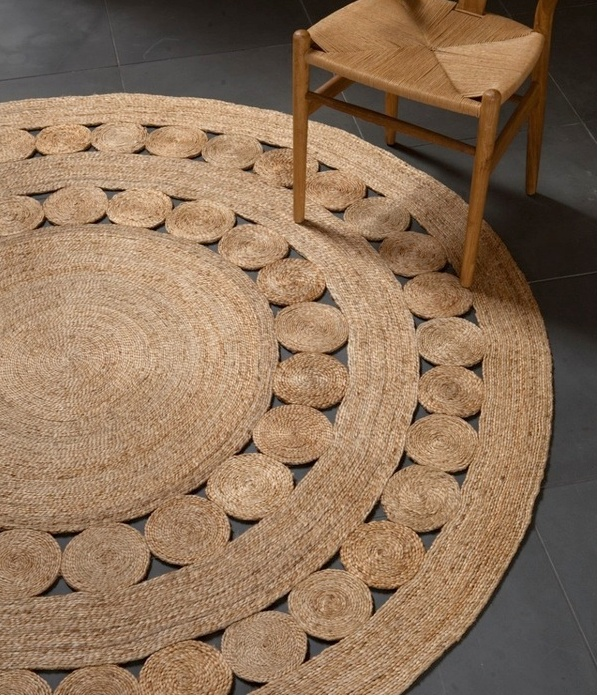 Armadillo Rugs - another version of a potential office rug.