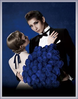 『華やかななりし日々』『クライマックス』 Yuuhi and Sumika's last show. This is going to be awesome (but don't leave!!) #takarazuka