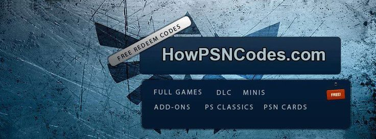 Playstation Network Cards How to get Free PSN Codes Playstation Network Card