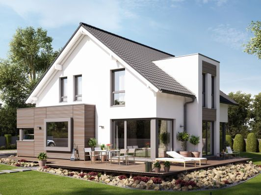 Haustyp Limburg an der Lahn: Fertighäuser und Massivhäuser in Limburg-Weilburg (Kreis) - Limburg an der Lahn und Umgebung bei Immobilien Scout24