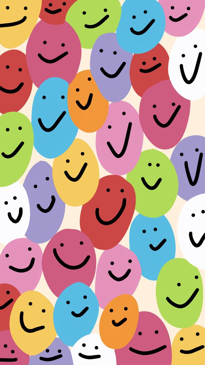 Smiley Face Wallpaper Hippie Wallpaper Happy Wallpaper Iphone Wallpaper Tumblr Aesthetic